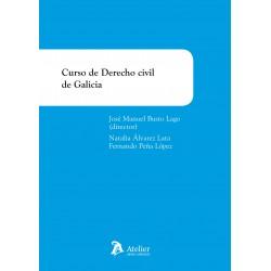 Curso dJosé Manuel, Busto Lagoe Derecho Civil de Galicia
