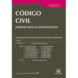 Código Civil con Jurisprudencia Sistematizada