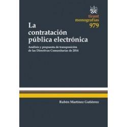 La Contratación Pública Electrónica