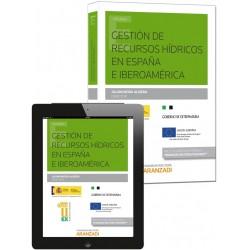 Gestión de recursos hídricos en España e Iberoamérica