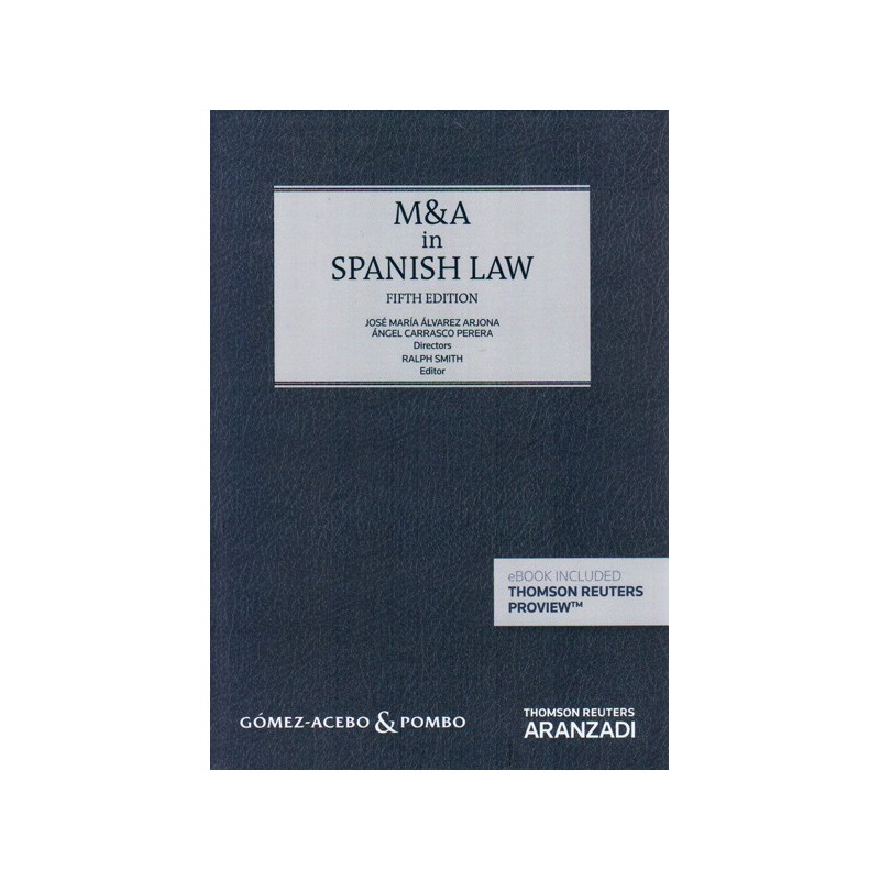 M&A in Spanish Law