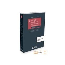 Ley de la jurisdicción contencioso-administrativo con jurisprudencia