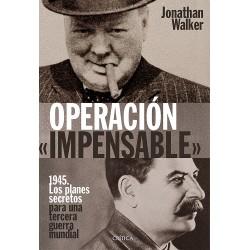 """Operación """"impensable"""""""