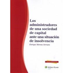 Los administradores de una sociedad de capital ante una situación de insolvencia