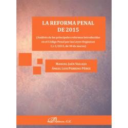 La Reforma Penal de 2015