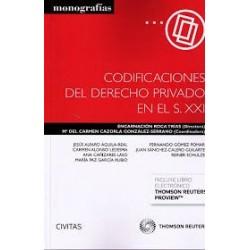 Codificaciones del derecho privado en el S. XXI