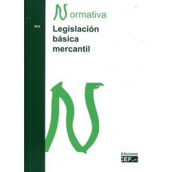 Legislación básica mercantil. Normativa 2015