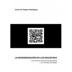 La modernización de los Registros