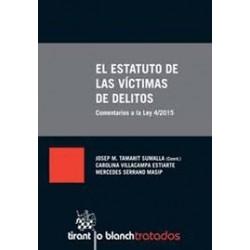 El Estatuto de las Víctimas de Delitos