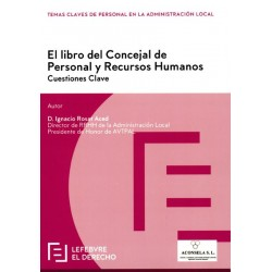 El libro del Concejal de Personal y Recursos Humanos