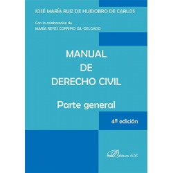 Manual de Derecho Civil. Parte general