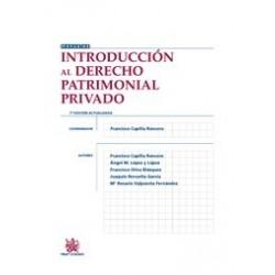 Introducción al Derecho Patrimonial Privado