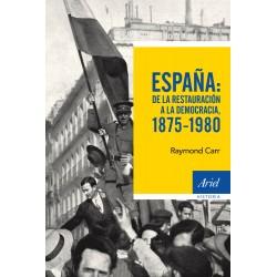 España. De la Restauración a la democracia, 1875-1980