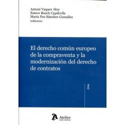 El Derecho común europeo de la compraventa y la modernización del derecho de contratos