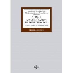 Manual básico de Derecho Civil