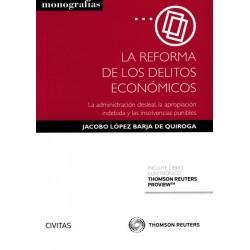 La reforma de los delitos económicos