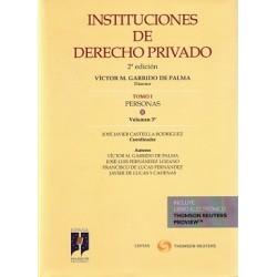 Instituciones de Derecho Privado. Tomo I. Personas. Volumen III