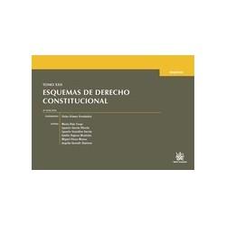 Tomo XXII. Esquemas de Derecho Constitucional