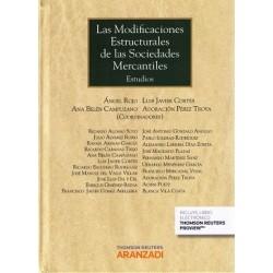Las Modificaciones Estructurales de las Sociedades Mercantiles