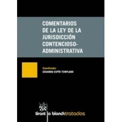 Comentarios de la Ley de la Jurisdicción Contencioso-Administrativa