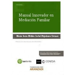Manual Innovador en Mediación Familiar