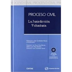 Proceso Civil. La Jurisdicción Voluntaria