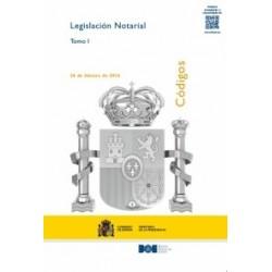 Legislación Notarial. 2 volúmenes