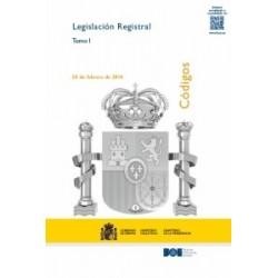 Legislación Registral