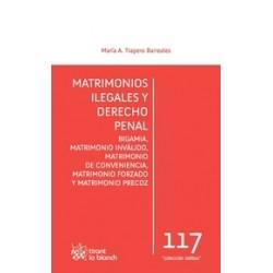 Matrimonios Ilegales y Derecho Penal