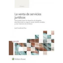 La venta de servicios jurídicos