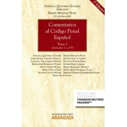 Comentarios al Código Penal español. 2 volúmenes