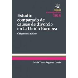 Estudio comparado de causas de divorcio en la Unión Europea. Orígenes Canónicos.