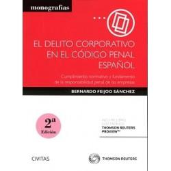 El delito corporativo en el Código Penal español