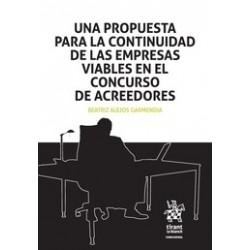 Una Propuesta para la Continuidad de las Empresas Viables en el Concurso de Acreedores