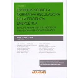 Estudios sobre la normativa reguladora de la eficiencia energética