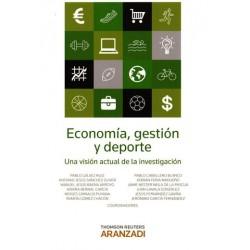 Economía, gestión y deporte una visión actual de la investigación