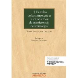 El derecho de la competencia y los acuerdos de transferencia de tecnología