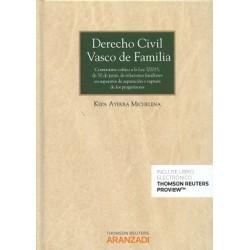 Derecho Civil Vasco de Familia