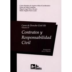Curso de Derecho Civil II. Volumen II. Contratos y Responsabilidad Civil