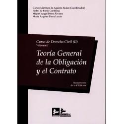 Curso de Derecho Civil. II. Volumen I. Teoría general de la obligación y el contrato