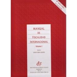 Manual de Fiscalidad Internacional. 2 volúmenes