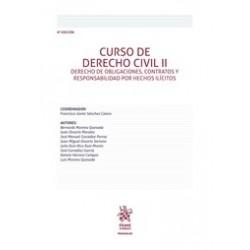 Curso de Derecho Civil II. Derecho de obligaciones, contratos y responsabilidad por hechos ilícitos