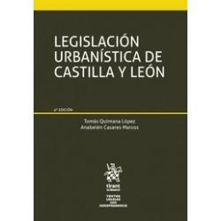 Legislación Urbanística de Castilla y León
