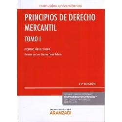 Principios de Derecho Mercantil. Tomo I