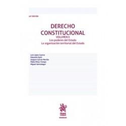 Derecho Constitucional. Vol.II.