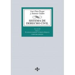 Sistema de Derecho Civil. Volumen II. Tomo 1