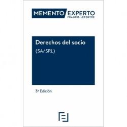 Memento Experto Derechos del Socio (SA/SRL)