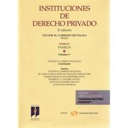 Instituciones de Derecho Privado. Tomo IV. Familia. Volumen II