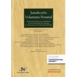 Jurisdicción Voluntaria Notarial