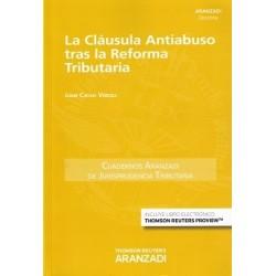 La cláusula Antiabuso tras la Reforma Tributaria